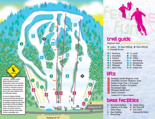 Mount Southington trail map